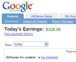 Steps to get google adsense account easily