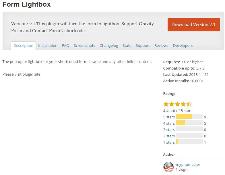 formlightbox